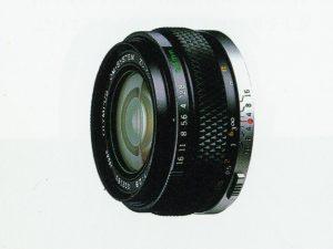 ZUIKO AUTO-W 24mm F2.8