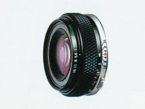 ZUIKO AUTO-S 40mm F2