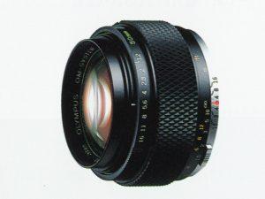 ZUIKO AUTO-S 50mm F1.2
