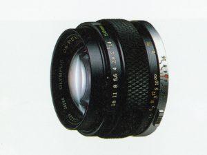 ZUIKO AUTO-S 50mm F1.4