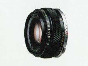 ZUIKO AUTO-S 50mm F1.8