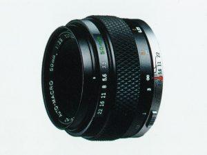 ZUIKO AUTO-MACRO 50mm F3.5