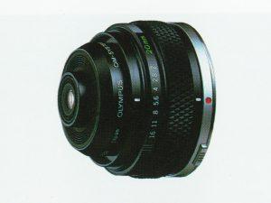 ZUIKO AUTO-MACRO 20mm F2
