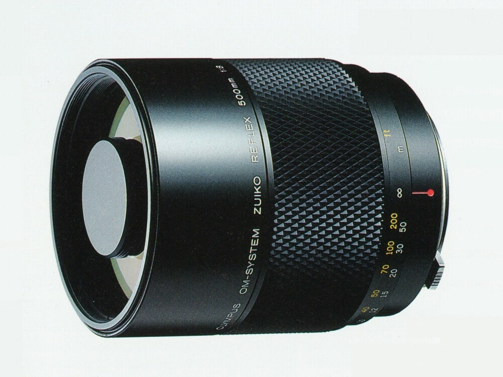zuiko reflex 500mm f8 omマニア