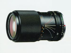ZUIKO AUTO-ZOOM 35-105mm F3.5-4.5