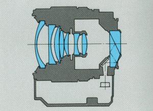 ZUIKO AUTO-ZOOM 35-70mm F4 AF