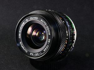 S ZUIKO AUTO-ZOOM 35-70mm F3.5-4.5